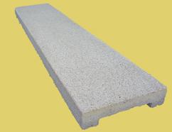 Prefabricados de hormig n terrazo y microchina piedra artificial thassos madrid - Piedra artificial madrid ...
